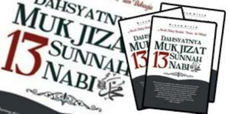Dahsyatnya Sunnah nabi