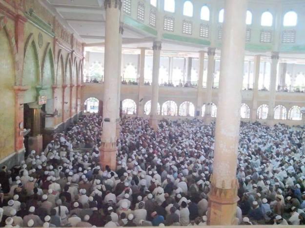 menjawab tuduhan salafi