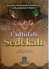 kitab fadhilah sedekah
