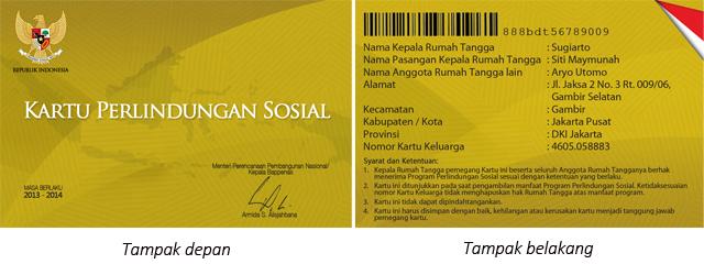 Kartu Perlindungan Sosial (KPS)