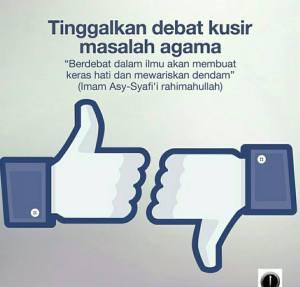 debat dalam agama islam