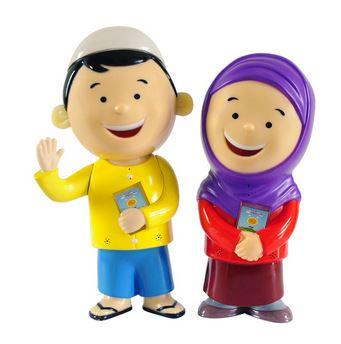 video anak islam